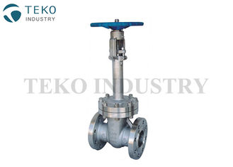 China LCC LCB Flange End Industrial Valves Extension Stem For Low Temeprature Service supplier