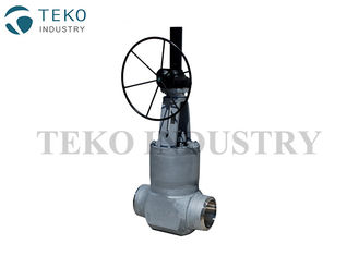 China Hard Face Seat Cryogenic Globe Valve ASME B 16.34 For Medium Pressure Systems supplier