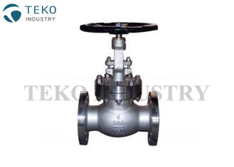 China CF8 CF8M Stainless Steel BS 1873 Globe Valve Multipurpose For Regulating Pipeline Flow supplier