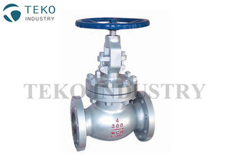 China Welding Seat Ring BS 1873 Globe Valve Carbon Steel With Hand Wheel Operation supplier