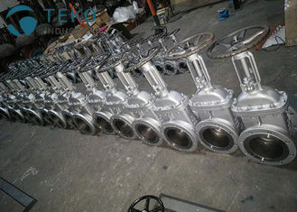 China ASTM A216 GR WCB Wedge Gate Valve For WOG Flange Weld End Durable supplier