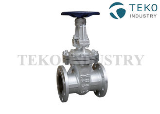 China High Temperature Flange Type Wedge Gate Valve For Power Station supplier