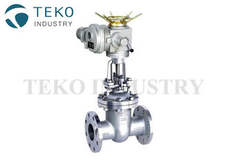 "China API600 Duplex Steels Flexible Wedge Gate Valve Class 150 For Oil Gas NPS2-60"" supplier"