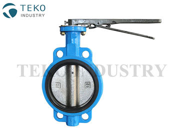 EPDM Seated Centerline Butterfly Valves With MSS SP-67 Standard For On - Off Block