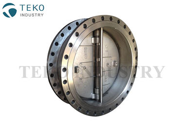 Carbon Steel Wafer Style Retainerless Check Valve For Oil And Gas Production