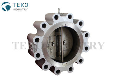 4 Inch Silent Operation Wafer Type Non Slam Check Valve For Petroleum Refining
