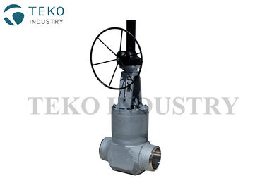 Hard Face Seat Cryogenic Globe Valve ASME B 16.34 For Medium Pressure Systems