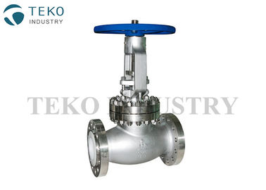 Stainless Steel 304 Globe Valve Metal - To - Metal Seat For Oxygen Service