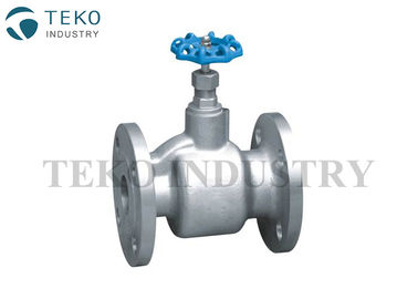 Piston Type Silent Operation JIS Check Valve Hardface Seat With Water Hammer Prevention