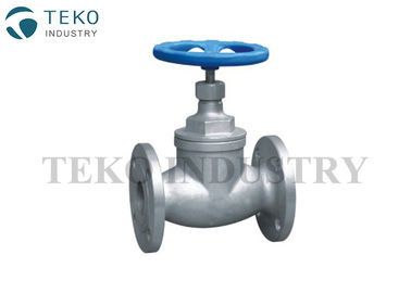China JIS Standard Manual Globe Valve Hardface Seat Material With Handwheel Operation factory