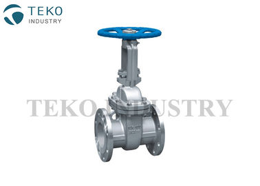 Flexible Wedge Gate Valve JIS 10K 20K Rating Flanged End 20 Inches For Fuel Oil
